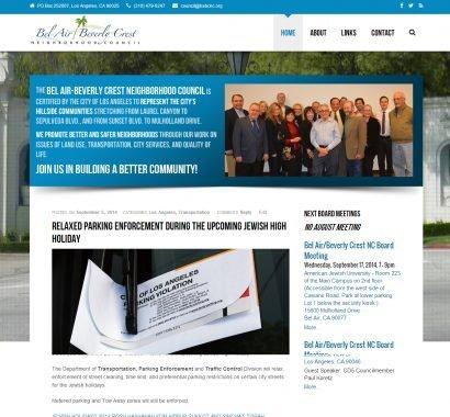 Bel Air/Beverly Crest Neighborhood Council